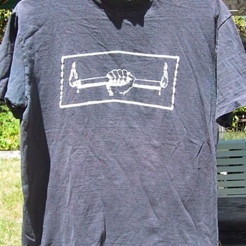 H. Ramsay t-shirt, circa 1979 - Mens Clothing