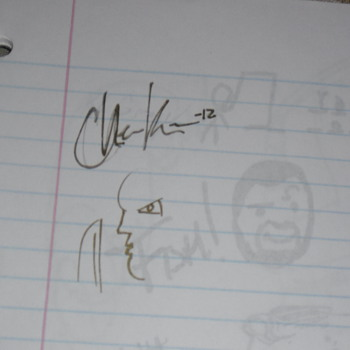 Comic art autographs part 10