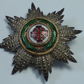 Large Silver Pin/Brooch