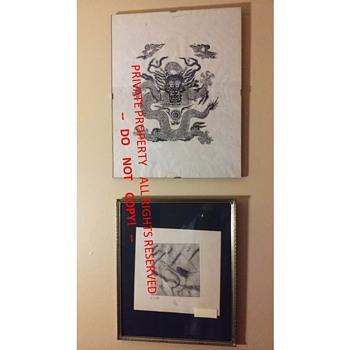 """a recent grouping of """"wall art"""" - Fine Art"""