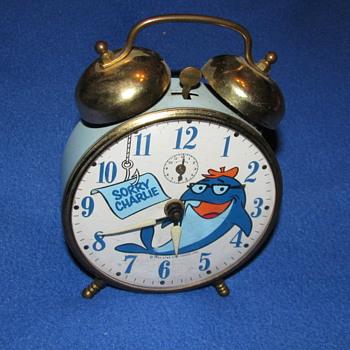 Vintage 1969 Alarm Clock - Clocks