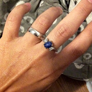 Finally found a ring that fit my tiny finger! - Fine Jewelry