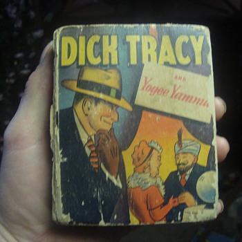 dick tracy book - Books
