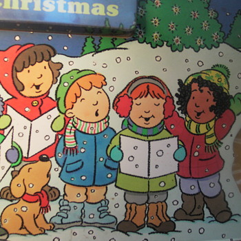 WEE SING CHRISTMAS SING-ALONG, AUDIO TAPE STORY AND STORY BOOK,1998, MINT,UNOPENED - Books