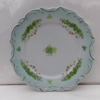Lucky Plate - China and Dinnerware