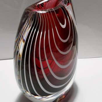 The Genius of Lindstrand pt3 - Art Glass