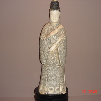 My Ivory Statues - Asian