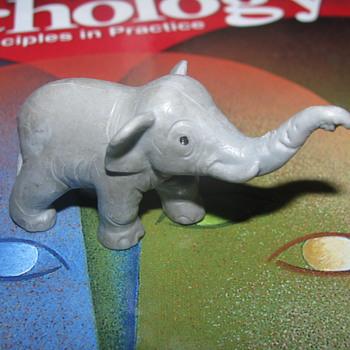 West Germany Elephant toy - Animals