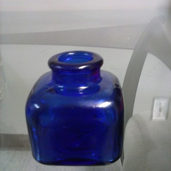 my favorite cabolt blue inkwell
