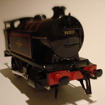 Hornby Clockwork Train set 1950´s - Model Trains