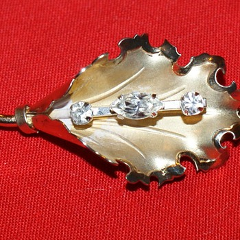 Bond Boyd Sterling Silver Vintage Pin - Costume Jewelry