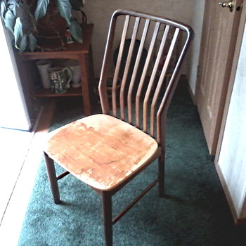 Mid Century Danish Modern MM Moreddi Teak Side Chair by Sven Madsen /Morredi Stamp on Seat and Frame /Circa 1950'-60's - Mid-Century Modern