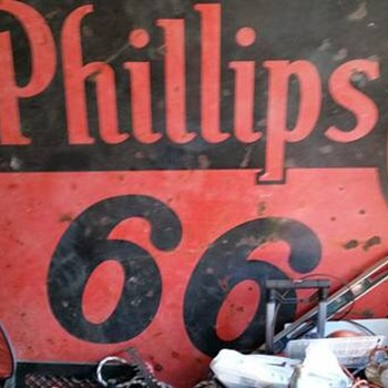 PHILLIPS 66 1956 - Petroliana