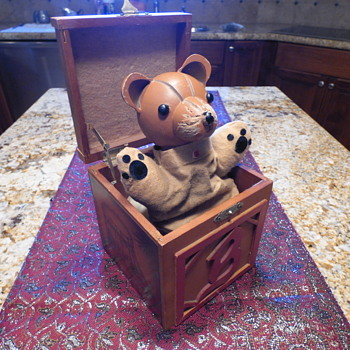 Bear in the Box - Plays My Favorite Thing - Toys