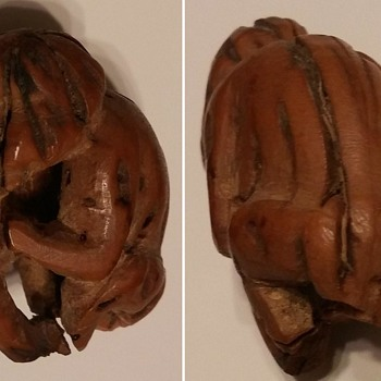Monkey Carving - Animals