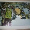 U.S. MARINE CORPS COMBAT ART COLLECTION PRINT
