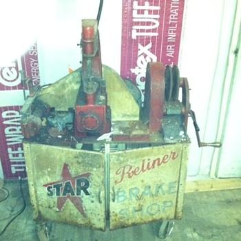 Star Brake Reliner - Tools and Hardware