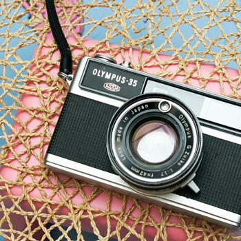 Olympus 35 LC, 1967 - Cameras