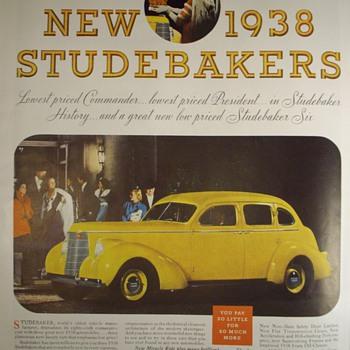 Vintage car ads. - Classic Cars
