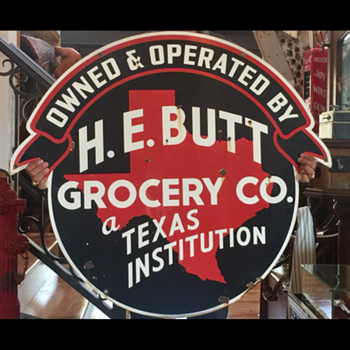 H. E. BUTT Grocery Company  - Advertising