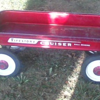 My child hood wagon - Toys