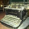 L C Smith & Corona Typewriter