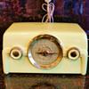 Crosley Vintage 1952 Chartreuse Radio Model #10-137 Bakelite
