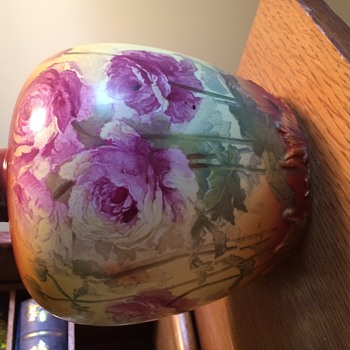 My Great Grandmothers favorite vase, which I inherited after her death. - China and Dinnerware