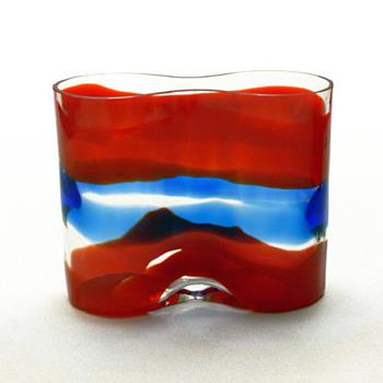 CARNEVAL, Christel Holmgren-Exner (Holmegaard, 1971) - Art Glass