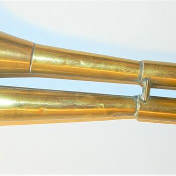 Unusual horn