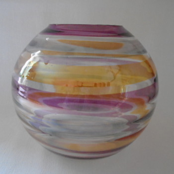 Borske Sklo Vase......Another Derivitive of the 'Nemo' Design. - Art Glass