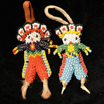 Bead rats - Native American