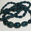 Long Bakelite Necklace