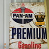 Pan Am Pump sign