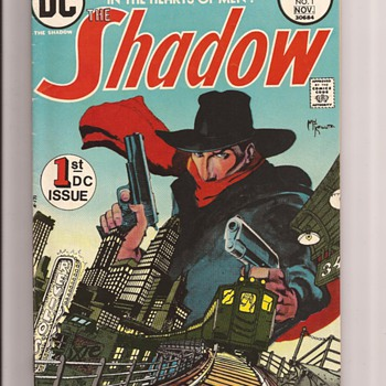Only the Shadow knows - Comic Books