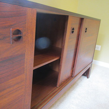 My New Credenza - Furniture