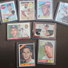 Vintage Baseball Cards Hall of Famers