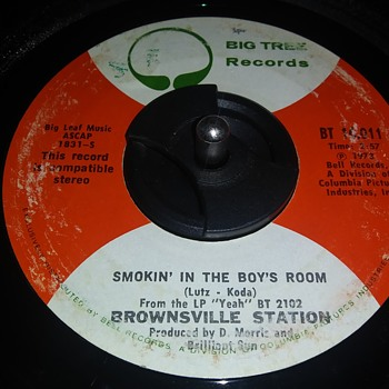 45 RPM SINGLE....#20 - Records