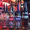 Oil Carrier with 8 Standard Oil quart bottles