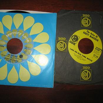 A few more 45'S  - Records