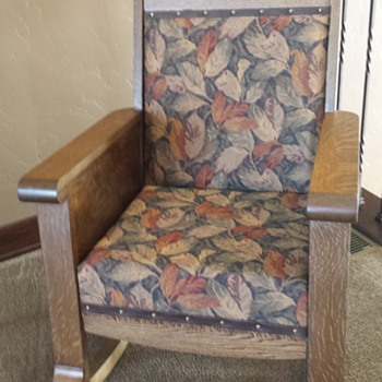 Help me try and date these chairs