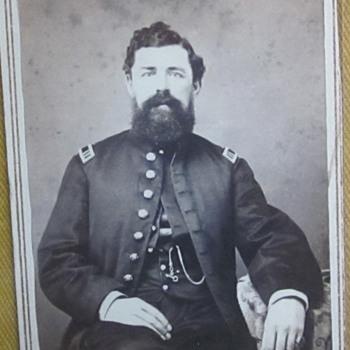Capt. Dircks, 1st. Maryland Cavalry