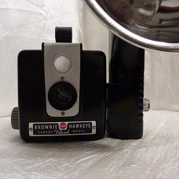 Brownie Hawkeye - Cameras