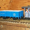 LGB Rio Grande G-scale train