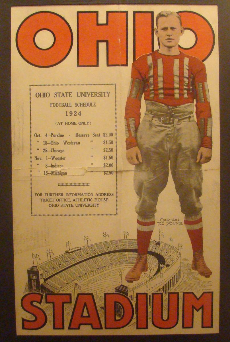 1924 Ohio State Buckeyes football team