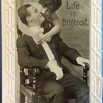 When Life is Brightest - Postcards