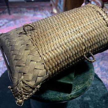 Unusual Little Basket - Furniture