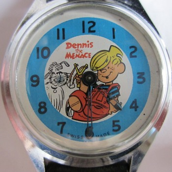 Dennis and Ruff Wristwatch - Wristwatches