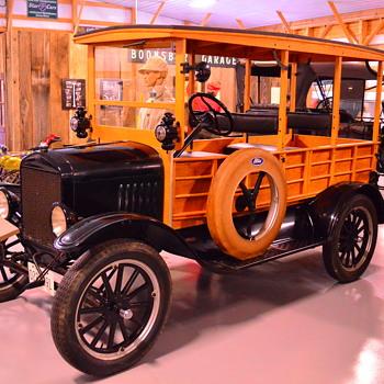 1925 Model T - Hack