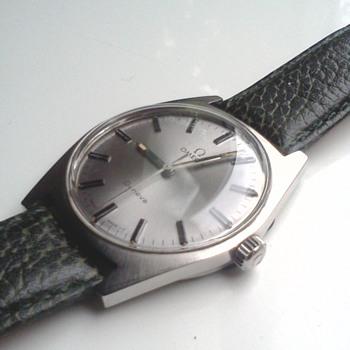 Omega Geneve 1970 Cal. 601